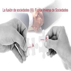 La fusión de sociedades (III). Fusión inversa de sociedades