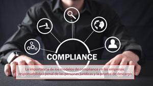 La importancia de los modelos de compliance en las empresas: responsabilidad penal de las personas jurídicas y la prueba de descargo